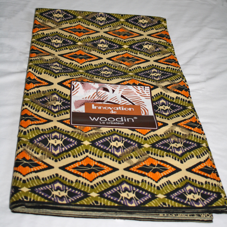 African-Fabric-Woodin-Brand-Cream-Green–Gold–6–yards