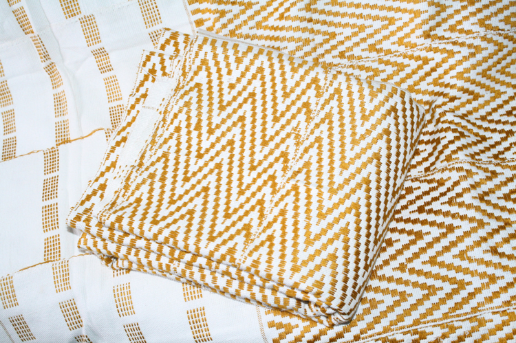 Gold-and-White-Kente-1