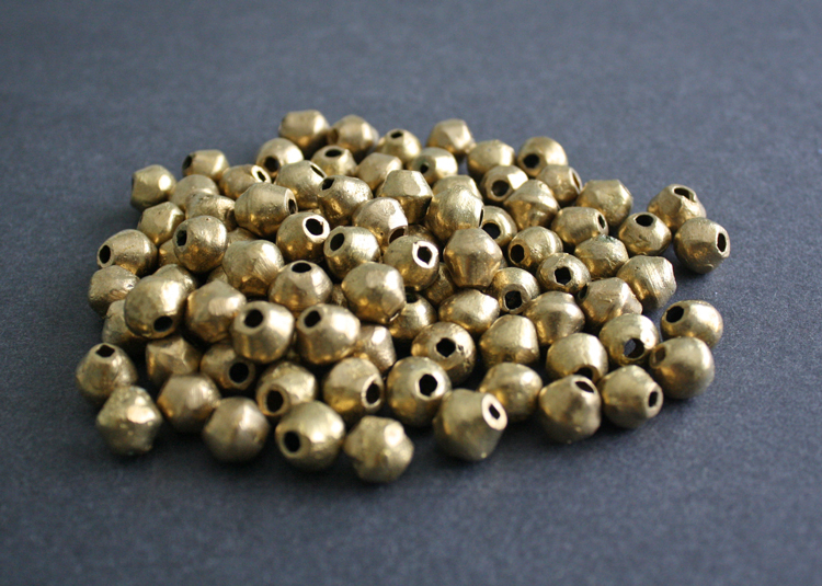 African-Brass-Beads-11-to-12-mm-bicones