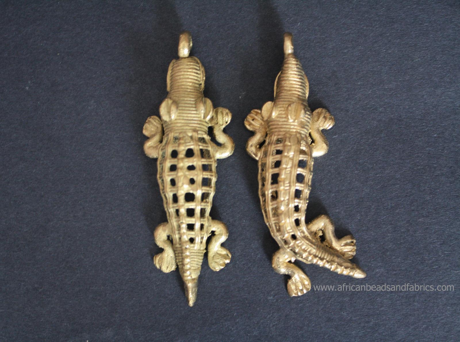 African-Brass-Croc-Pendant-Mesh-Design-watermarked