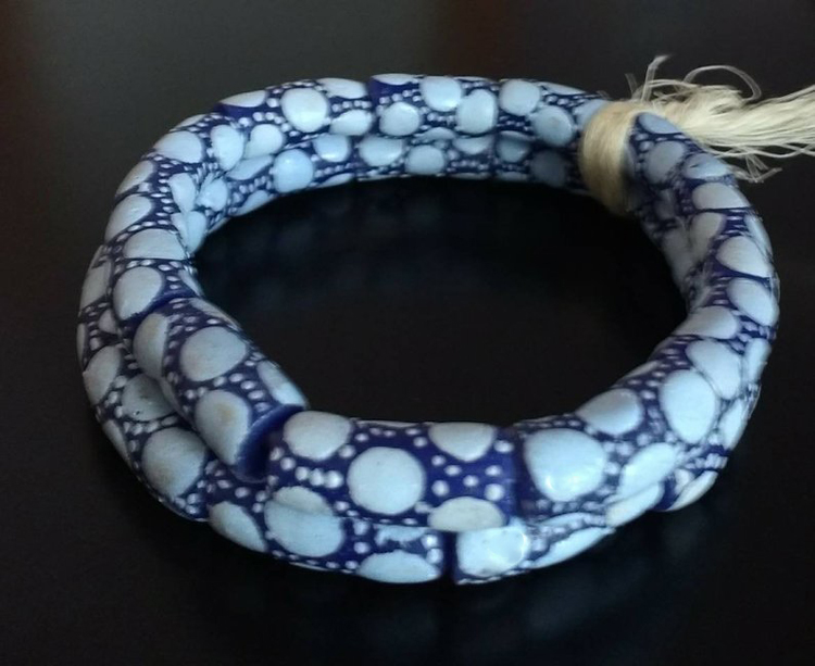 Blue-African-Beads-Ghana-Krobo-Recycled-Glass-Cobalt-and-Pale-Blue